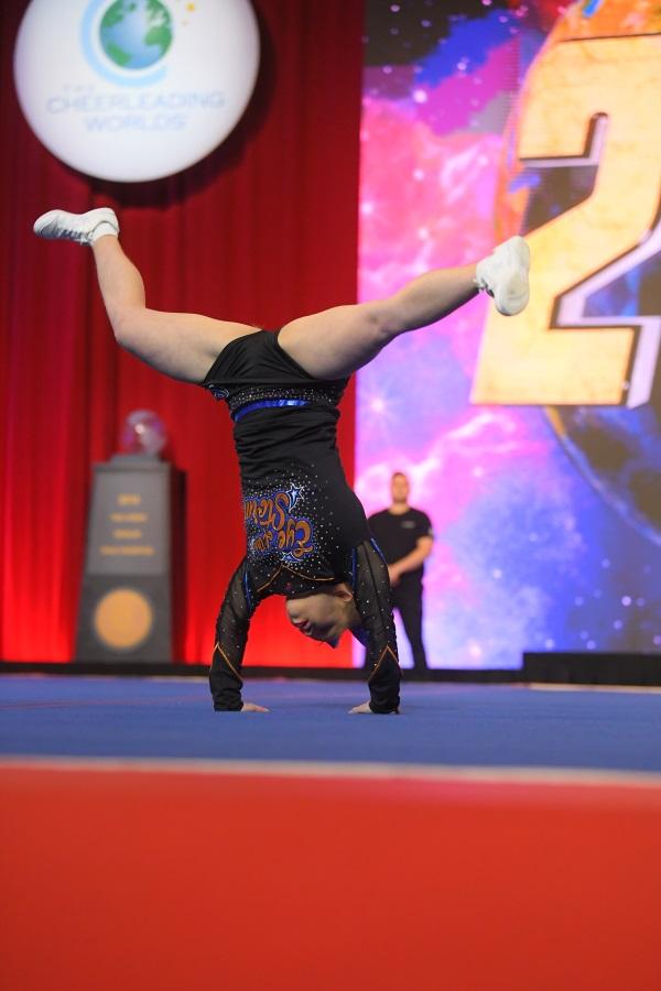 Karin cartwheel