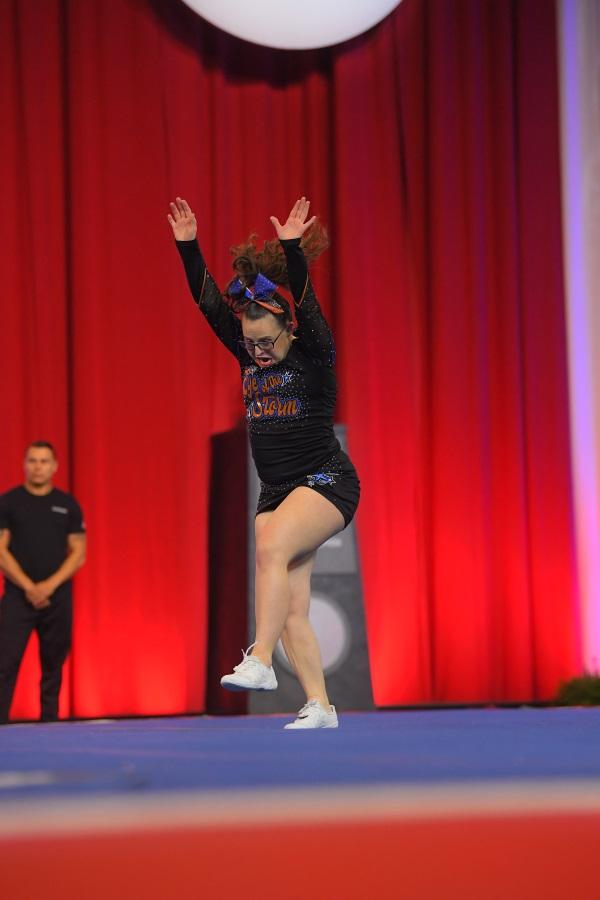 Kelsey cartwheel prep