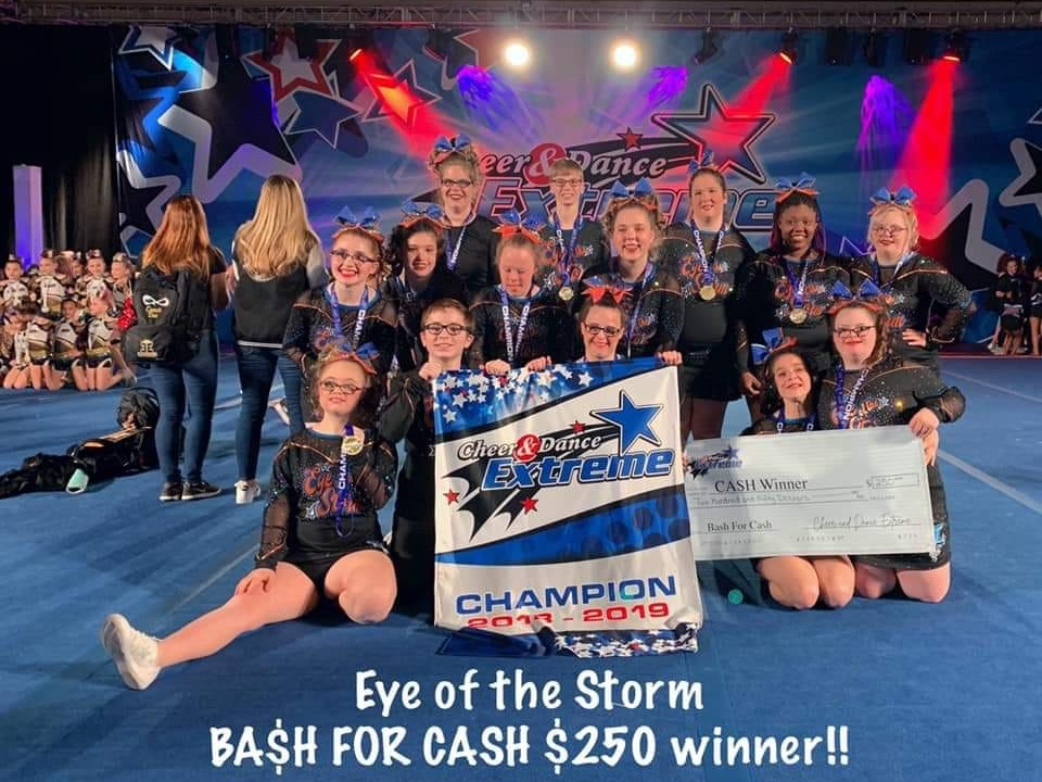 Maryland Twisters Eye of the Storm CDE Bash for Cash